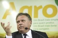 Ministro participa de Encontro Regional da Agricultura em Barra do Garças (MT)