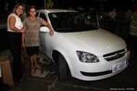 Moradora do bairro Santo Antônio fatura carro da Nota Premiada