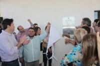 Moradores do Piracema comemoram reabertura de Unidade de saúde no bairro