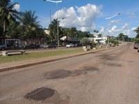 Mudança na rota para carretas do JBS Friboi durante o Carnaval em Barra do Garças