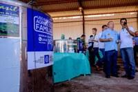 Municípios do Araguaia recebem resfriadores de leite para agricultura familiar