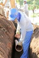 Obras de rede coletora de esgoto elevam o índice de saneamento básico em Barra do Garças