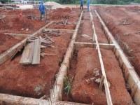 Obras são reiniciadas em Barra do Garças
