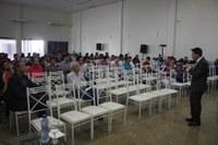 Orientações sobre gestão de frotas e merenda encerram capacitações em Barra