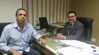 Oscar intercede por nova sede para a Força Tática do Araguaia