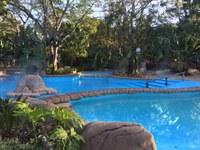 Parque das Águas Quentes em Barra do Garças volta a ter funcionamento normal