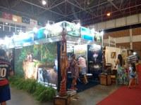 Participação de Barra do Garças na FIT em Cuiabá promoveu o turismo e a cultura do município a nível estadual e nacional