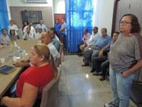 Pastores anunciam criação de Conselho em visita a Prefeitura de Barra do Garças