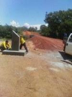Ponte de concreto na MT-336 será entregue na próxima semana