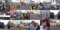 População comparece em grande número no desfile de 7 de Setembro em Barra