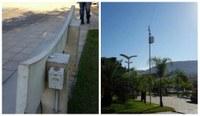 Praça da Matriz em Barra do Garças agora conta com acesso gratuito à internet via Wi-Fi