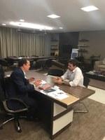 Prefeito de Barra consegue projeto social que atenderá 800 famílias no município