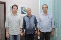 Prefeito de Barra do Garças recebe Presidente da AMM que elogia gestão municipal