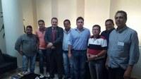Prefeito e vereadores de Barra recebem apoio de deputados contra perseguição de promotor