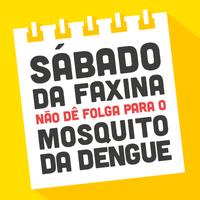 Prefeitura alerta população sobre os riscos da Dengue, Febre Chikungunya e Febre Zika