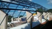 Prefeitura de Barra constrói PSF, Escola e Ginásio nas Aldeias e recupera pontes e estradas