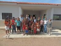 Prefeitura de Barra do Garças Inaugura 2 escolas indígenas