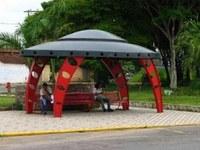Prefeitura de Barra do Garças inicia ações para implantação de Pontos de Ônibus em Barra do Garças