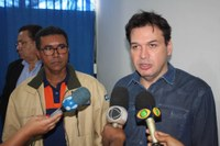 Prefeitura de Barra do Garças recebe equipe da Caravana da Transformação