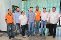 Prefeitura de Barra do Garças recebe produtores do Rally dos Sertões