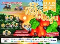 Prefeitura de Barra do Garças reforma ponte da Voadeira, Festa do Caju começa amanhã