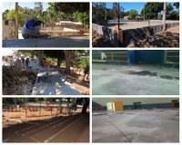 Prefeitura de Barra reforma Ginásios e praças de esporte e Lazer