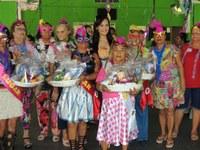 Prefeitura realiza Carnaval da Terceira Idade
