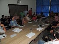Prefeituras discutem saúde na região Garças-Araguaia