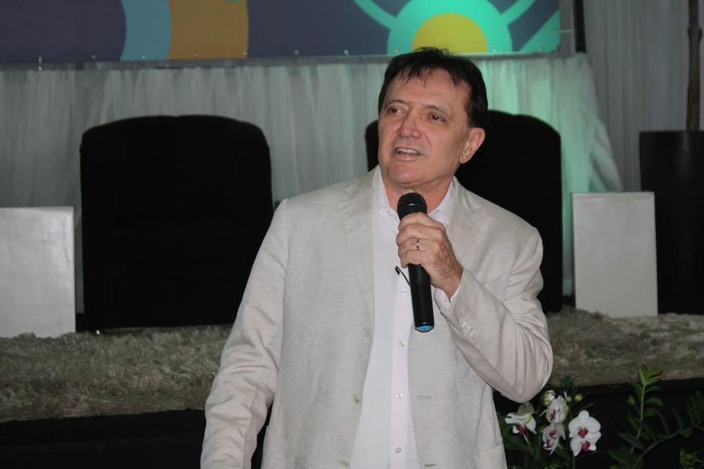 Presidente do TCE se despede do Democracia Ativa em Barra do Garças e se emociona