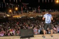 Primeiro dia de Carnaval em Barra do Garças atinge público recorde