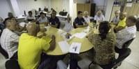 Professor Sivirino participa da reunião do CONSED-MT