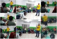 Professor Sivirino participa de seminário sobre Políticas Públicas promovido pela IFMT de Barra do Garças