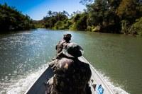 Proibição à pesca é diferenciada em 17 rios de divisa com MT
