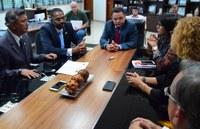 Quatro municípios de MT integrarão a Rede Legislativa de TV Digital