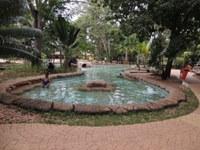 Reforma do Parque das Aguas Quentes será inaugurada dia 24 de Fevereiro