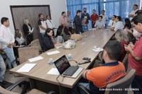 Reunião entre Gabinete do Estado e Prefeitos define detalhes da Caravana da Transformação em Barra do Garças