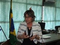 Secretária Adjunta de Saúde visita Barra do Garças para tratar de UTI, UPA e Pronto Socorro