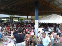 """Secretaria de Ação Social promove """"Natal Criança Feliz"""" nesta quinta- feira em Barra do Garças"""