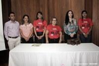 """Secretaria de Ação Social promove palestra """"Diga Não Ao Trabalho Infantil"""""""