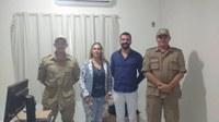Secretário de Saúde conhece SAMU de Rondonópolis, mesmo modelo será implantado em Barra em parceria com Bombeiros
