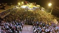 Segunda noite de Araguaia Folia arrasta milhares de foliões na Avenida do Samba