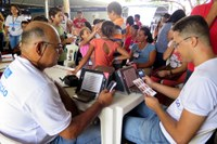 Setas realiza mais de 6 mil atendimentos gratuitos de cidadania