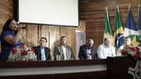 Termo de cooperação técnica para consolidação do SIGA é assinado pelo TCE, AMM e UCMMAT
