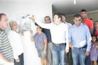 UBS do Recanto é entregue a população, outras obras na região estão sendo concluídas