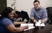 UCMMAT firma convênio para vereadores e servidores com MEDPREV