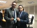UCMMAT firma parceria com a UVB e identificação do vereador passa a ter formato de cartão