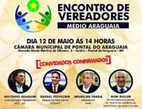 UCMMAT realiza Encontro de Vereadores do Médio Araguaia nesta sexta-feira