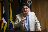 """Vereador Jaime Rodrigue faz indicação para a construção de pórticos na entrada e saída de Barra do Garças desejando """"Boas vindas e volte sempre"""