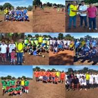 "Vereador participa da ""1ª Datoze A`Uwe Xavante de Futebol"""