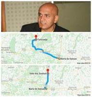 Vereador solicita do Executivo instalação de subprefeitura nos Distritos de Vale dos Sonhos e Toricueije
